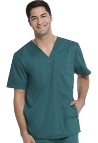 Gen Flex Men's V-Neck Top (81722-HTRZ) (81722-HTRZ)
