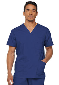 Dickies Men's V-Neck Top Galaxy Blue (81906-GBWZ)