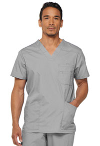 Dickies Men's V-Neck Top Grey (81906-GRWZ)
