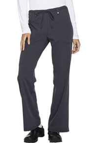 Mid Rise Drawstring Cargo Pant (82011T-PWT)