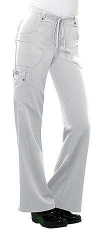 Dickies Mid Rise Drawstring Cargo Pant White (82011-DWHZ)