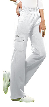 Xtreme Stretch Mid Rise Pull-On Cargo Pant (82012-DWHZ) (82012-DWHZ)