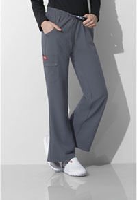 Dickies Mid Rise Pull-On Cargo Pant Lt. Pewter (82012-PEWZ)