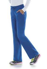 EDS Signature Stretch Low Rise Straight Leg Drawstring Pant (82212A-ROWZ) (82212A-ROWZ)