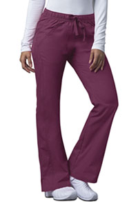 EDS Signature Stretch Low Rise Straight Leg Drawstring Pant (82212A-WIWZ) (82212A-WIWZ)
