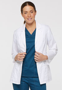 Dickies 28 Lab Coat White (82408-DWHZ)