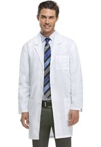 37 Unisex Lab Coat White (83402-DWHZ)
