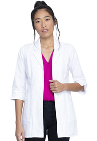 Dickies 31 Lab Coat White (84407-DWHZ)