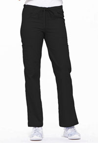 Dickies Low Rise Drawstring Cargo Pant Black (85100-BLWZ)