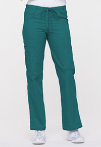 Dickies Low Rise Drawstring Cargo Pant Teal Blue (85100-TLWZ)