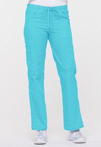 Dickies Low Rise Drawstring Cargo Pant Turquoise (85100-TQWZ)