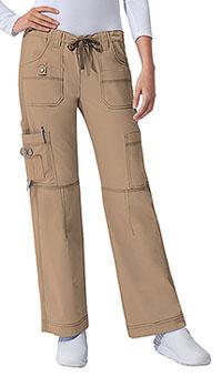 Dickies Low Rise Drawstring Cargo Pant Dark Khaki (857455-KHIZ)