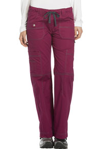 Dickies Low Rise Drawstring Cargo Pant Mulberry (857455-MBRY)