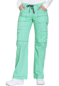 Dickies Low Rise Drawstring Cargo Pant Mint Dream (857455-MTDR)