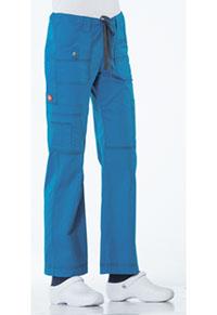 Dickies Low Rise Drawstring Cargo Pant Riviera Blue (857455-RVBZ)