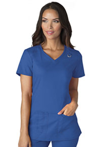 Dickies V-Neck Top Royal (85948A-ROWZ)