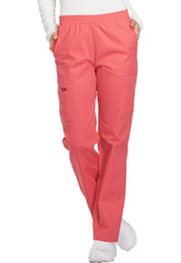 Dickies Natural Rise Tapered Leg Pull-On Pant Cactus Flower (86106-CACF)