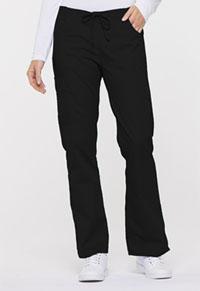 Dickies Mid Rise Drawstring Cargo Pant Black (86206-BLWZ)