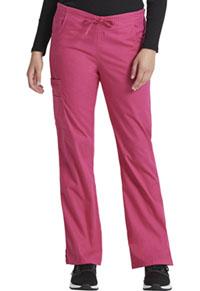 Dickies Mid Rise Drawstring Cargo Pant Hot Pink (86206-HPKZ)