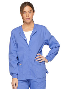 EDS Signature Snap Front Warm-Up Jacket (86306-CIWZ) (86306-CIWZ)