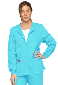 Snap Front Warm-Up Jacket (86306-TQWZ)