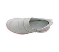 Infinity Footwear BREEZE Light Grey, Power Pink, White (BREEZE-GPWH)