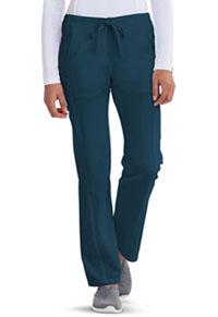 Low Rise Straight Leg Drawstring Pant (CA100P-CAR)