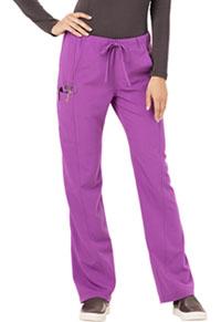 Low Rise Straight Leg Drawstring Pant (CA100P-PUO)