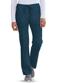 Careisma Low Rise Straight Leg Drawstring Pant Caribbean Blue (CA100-CAR)