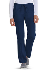 Low Rise Straight Leg Drawstring Pant (CA100-NAV)