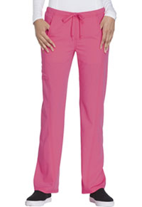 Low Rise Straight Leg Drawstring Pant (CA100-PKSH)
