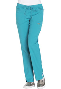 Low Rise Straight Leg Drawstring Pant (CA105AP-TEA)