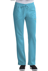 Careisma Low Rise Straight Leg Drawstring Pant Aqua Rush (CA105A-ARH)