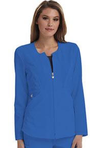 Careisma Zip Front Jacket Royal (CA300-RYLZ)