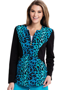 Careisma Zip Front Jacket Feeling Fierce (CA302X3-FLFC)