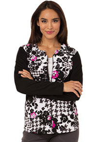 Careisma Zip Front Jacket Flower Ever Your Girl (CA304-FLEV)