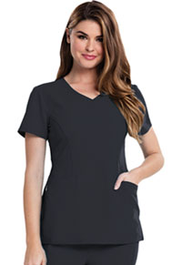 Careisma V-Neck Top Pewter (CA601-PWT)