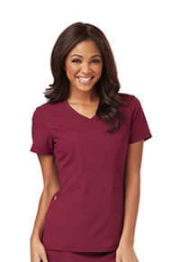 Careisma V-Neck Top Wine (CA601-WIN)