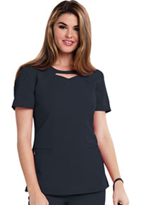 Careisma Round Neck Top Pewter (CA602-PWT)
