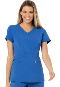 Careisma V-Neck Top Royal (CA618A-ROY)
