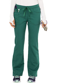 Mid Rise Moderate Flare Leg Pant (CH000AT-HUN)