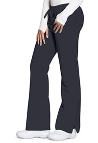 Code Happy Mid Rise Moderate Flare Leg Pant Pewter (CH000A-PEWH)