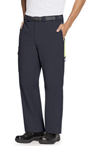 Code Happy Men's Zip Fly Front Pant Pewter (CH205A-PWCH)