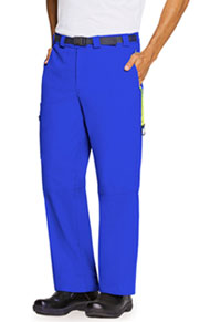 Code Happy Men's Zip Fly Front Pant Royal (CH205A-RYCH)