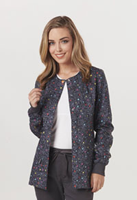 Code Happy Warm-up Jacket So Speck-tacular (CH300A-SOSP)