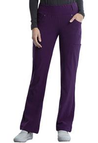 Mid Rise Straight Leg Pull-on Pant (CK002P-EGG)