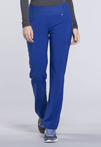 Mid Rise Straight Leg Pull-on Pant (CK002P-GAB)