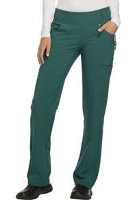 Mid Rise Straight Leg Pull-on Pant (CK002P-HUN)