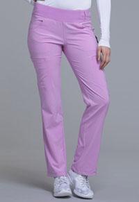 Mid Rise Straight Leg Pull-on Pant (CK002P-LILE)