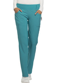 Mid Rise Straight Leg Pull-on Pant (CK002P-TLB)